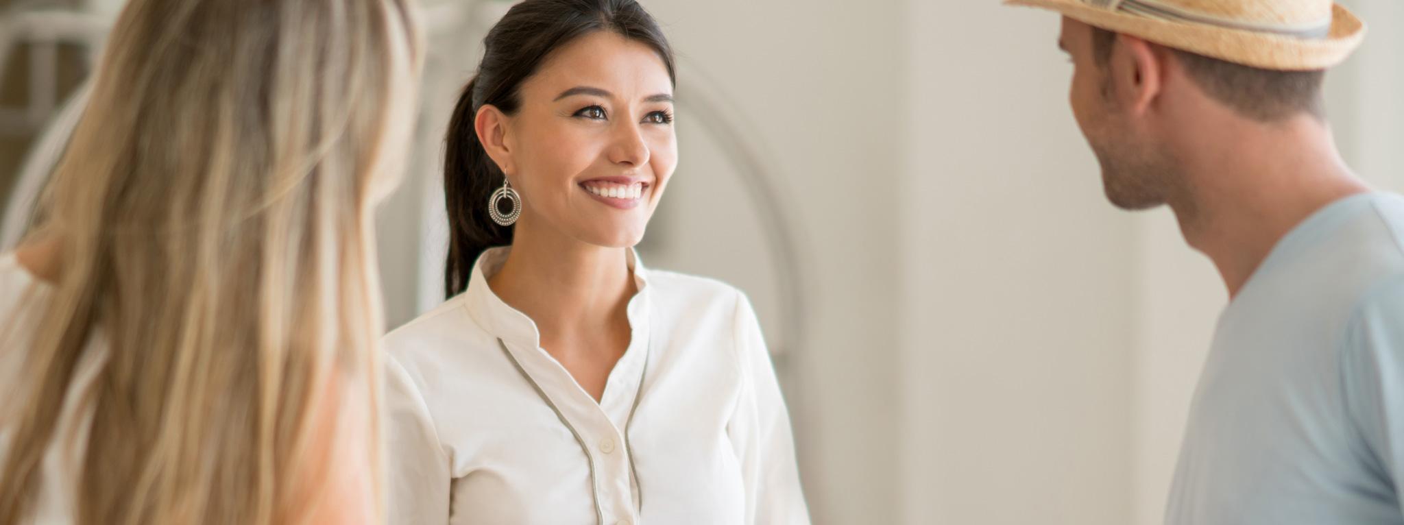 Exzellente Ausbildung Hotelfachfrau/-mann